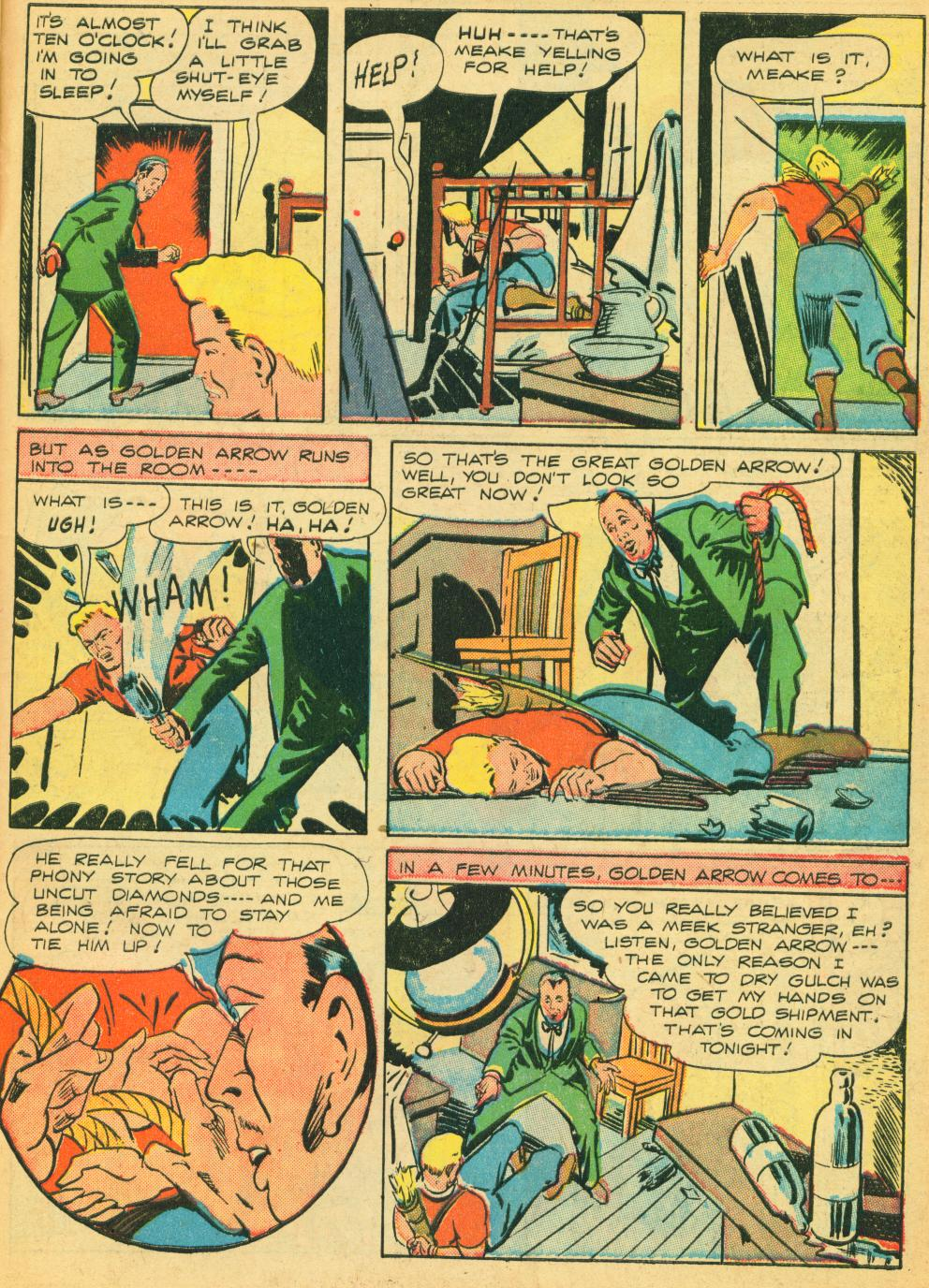 WHIZ Comics issue 101 - Page 31
