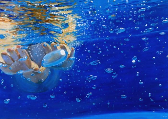 В воде и рядом с ней. Amy Devlin