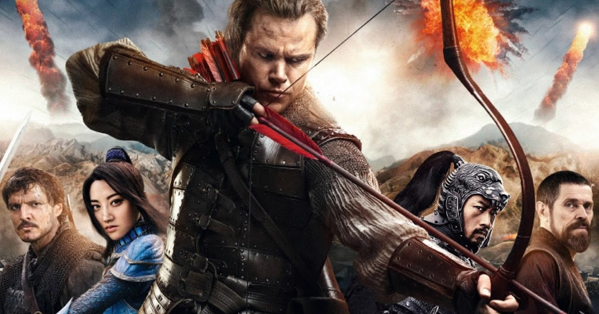 The Great Wall 2017 Full Movie Download Movie Cast Blog