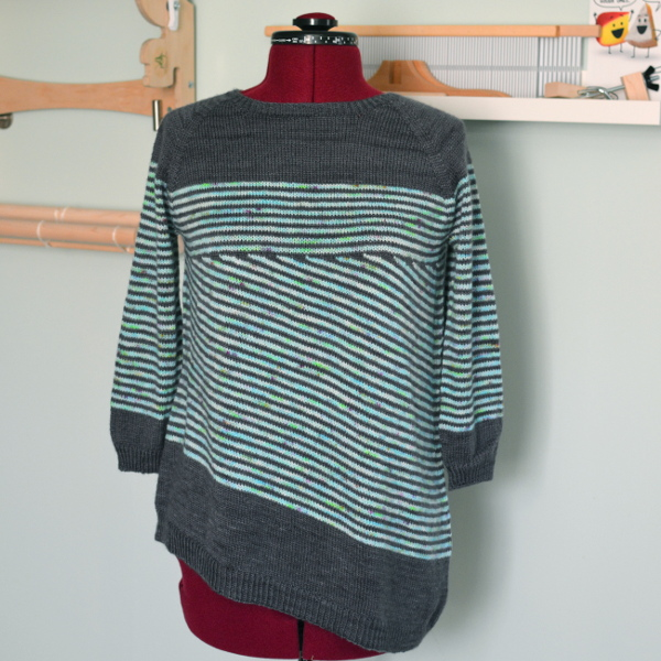 cozy birdhouse | breathing space sweater