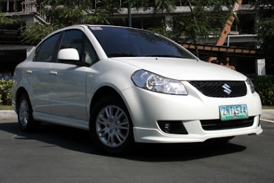 review 2009 suzuki sx4 sedan philippine car news car. Black Bedroom Furniture Sets. Home Design Ideas