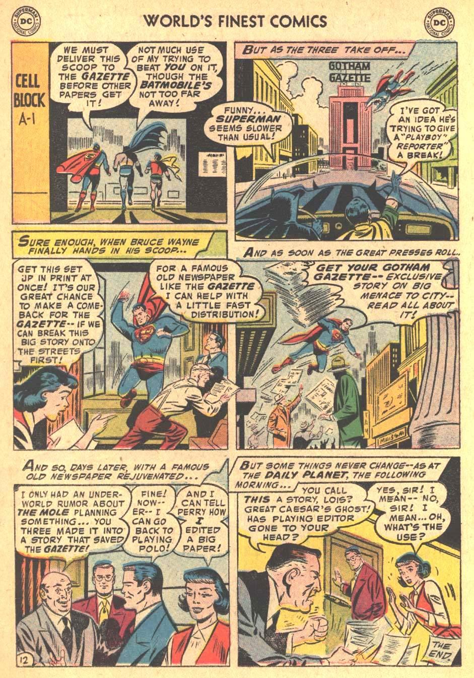 Read online World's Finest Comics comic -  Issue #80 - 14