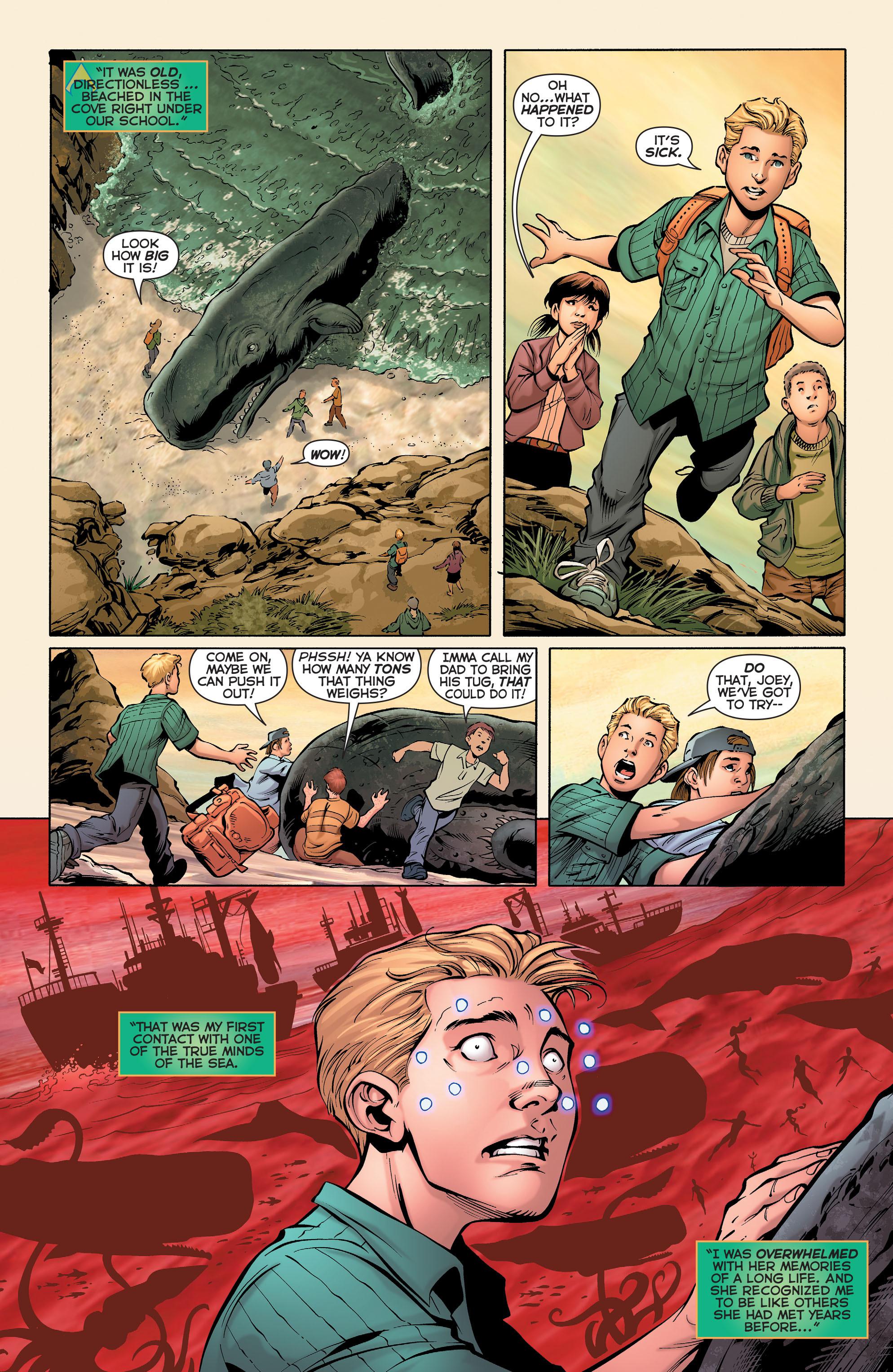 Read online Aquaman (2011) comic -  Issue #28 - 11