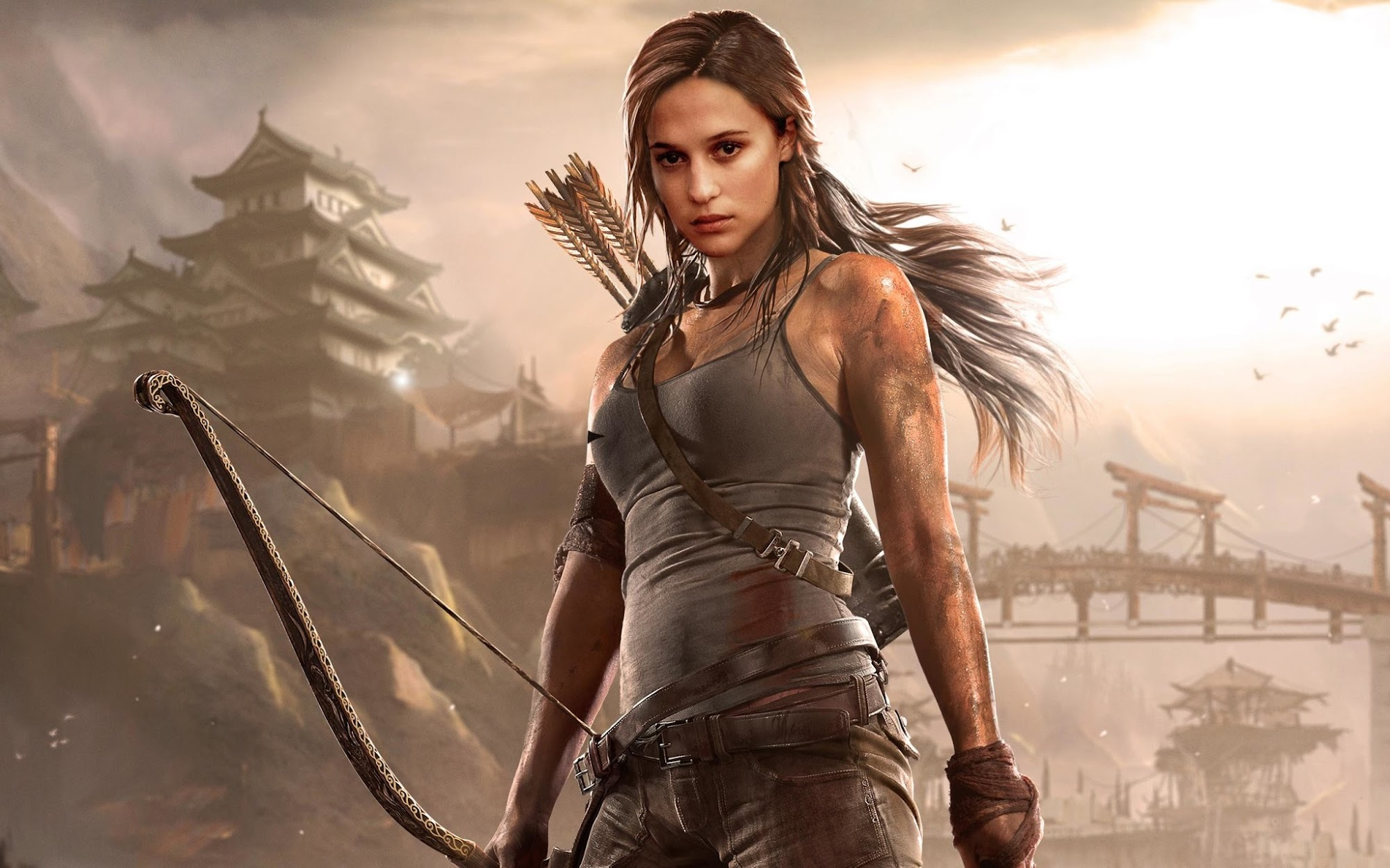 Tomb Raider 2019 Trailer