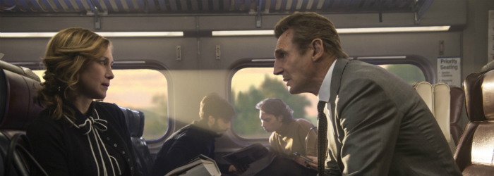 "Movie review for ""The Commuter"""