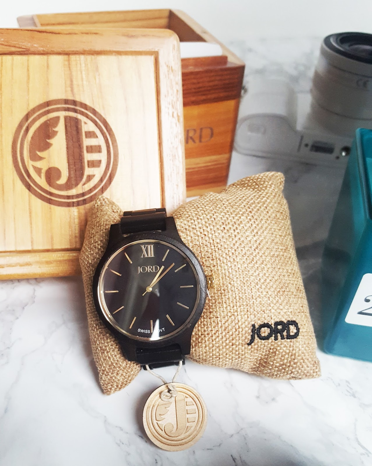 Jord Wood Watch Frankie Series