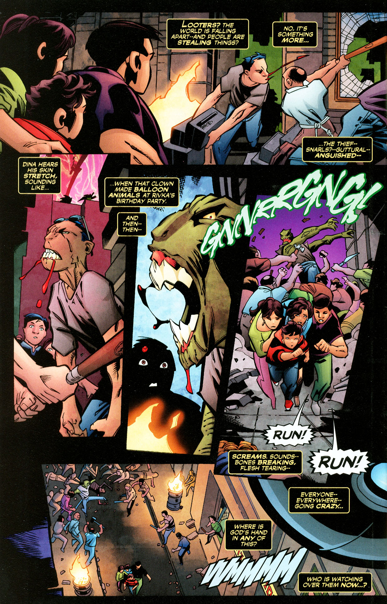 Read online Trinity (2008) comic -  Issue #33 - 25