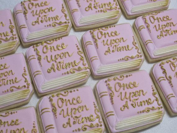 Storybook Cookies