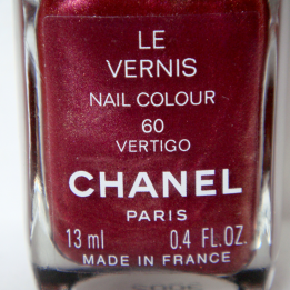 vertigo 60 chanel