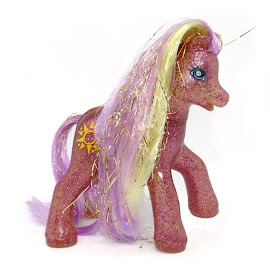 My Little Pony Queen Sun Sparkle Enchanted Throne G2 Pony