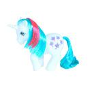 MLP Gusty Year Six Movie Star Ponies G1 Pony