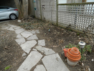 Leslieville Back Yard Spring Cleanup After by Paul Jung Gardening Services--a Toronto Organic Gardening Company