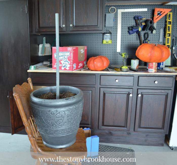 Assembling Pumpkins