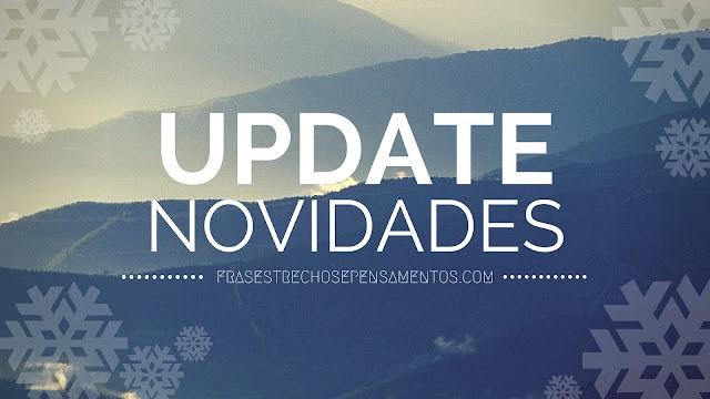 #Update: Voltei, Fim de ano, Novidades O Gabriel Lucas - #OGL