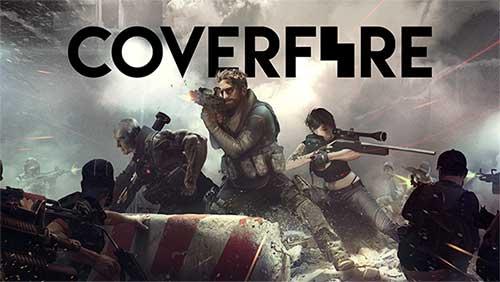 تحميل لعبة cover fire مهكرة اخر اصدار