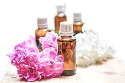 essential oils for pink eye