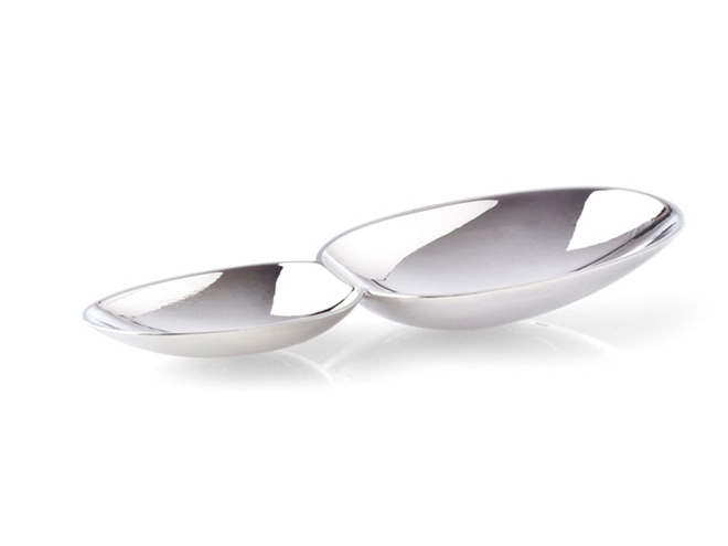 sterling silver spoon dish by RICHARD and 5.5 Designers
