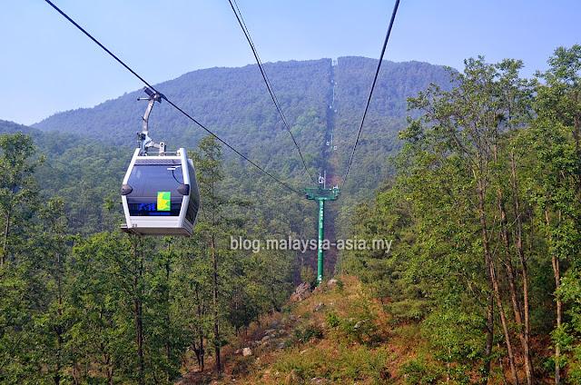 Cangshan Mountain Ropeway Dali