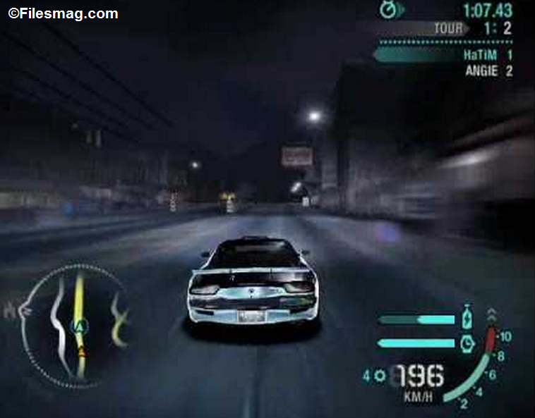 NFS Carbon Download for PC