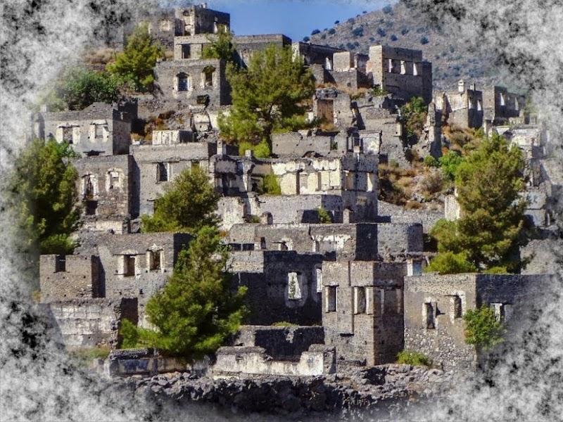 Οι Τούρκοι τρέμουν την «κατάρα» των Ρωμιών: Τι είναι αυτό που στοιχειώνει μια τουρκική πόλη στη Μικρά Ασία;