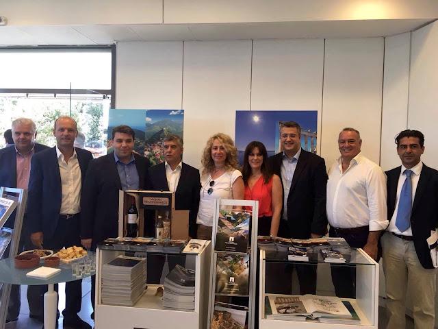 Η Περιφέρεια Πελοποννήσου συνεκθέτης με τον ΕΟΤ στην 82η Διεθνή Έκθεση Θεσσαλονίκης