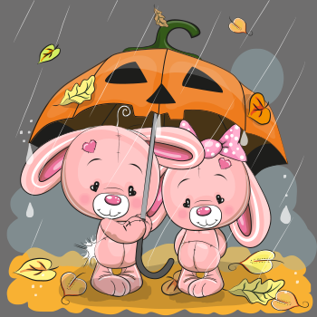 Umbrella Bunnies