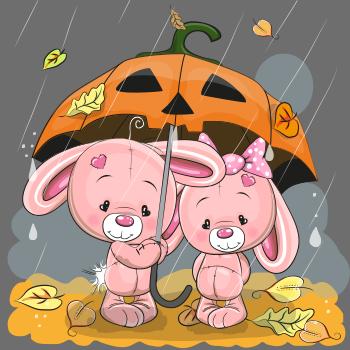 Umbrella Bunnies