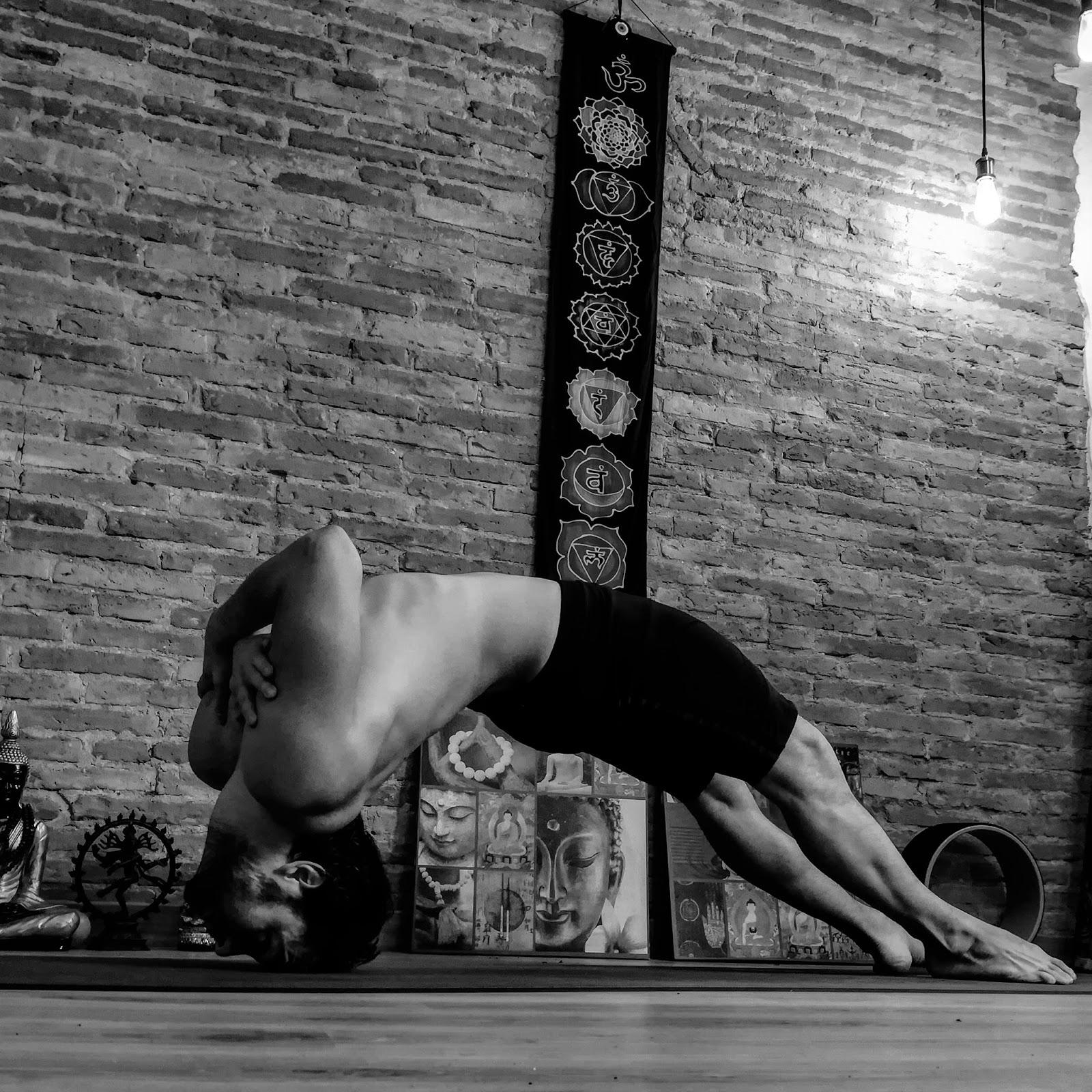 Ashtanga Vinyasa Yoga Tarragona: My practice