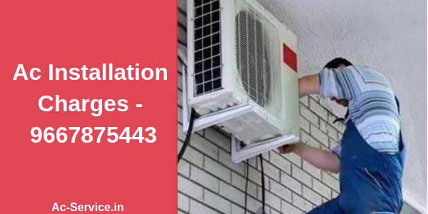 Ac Installation Charges