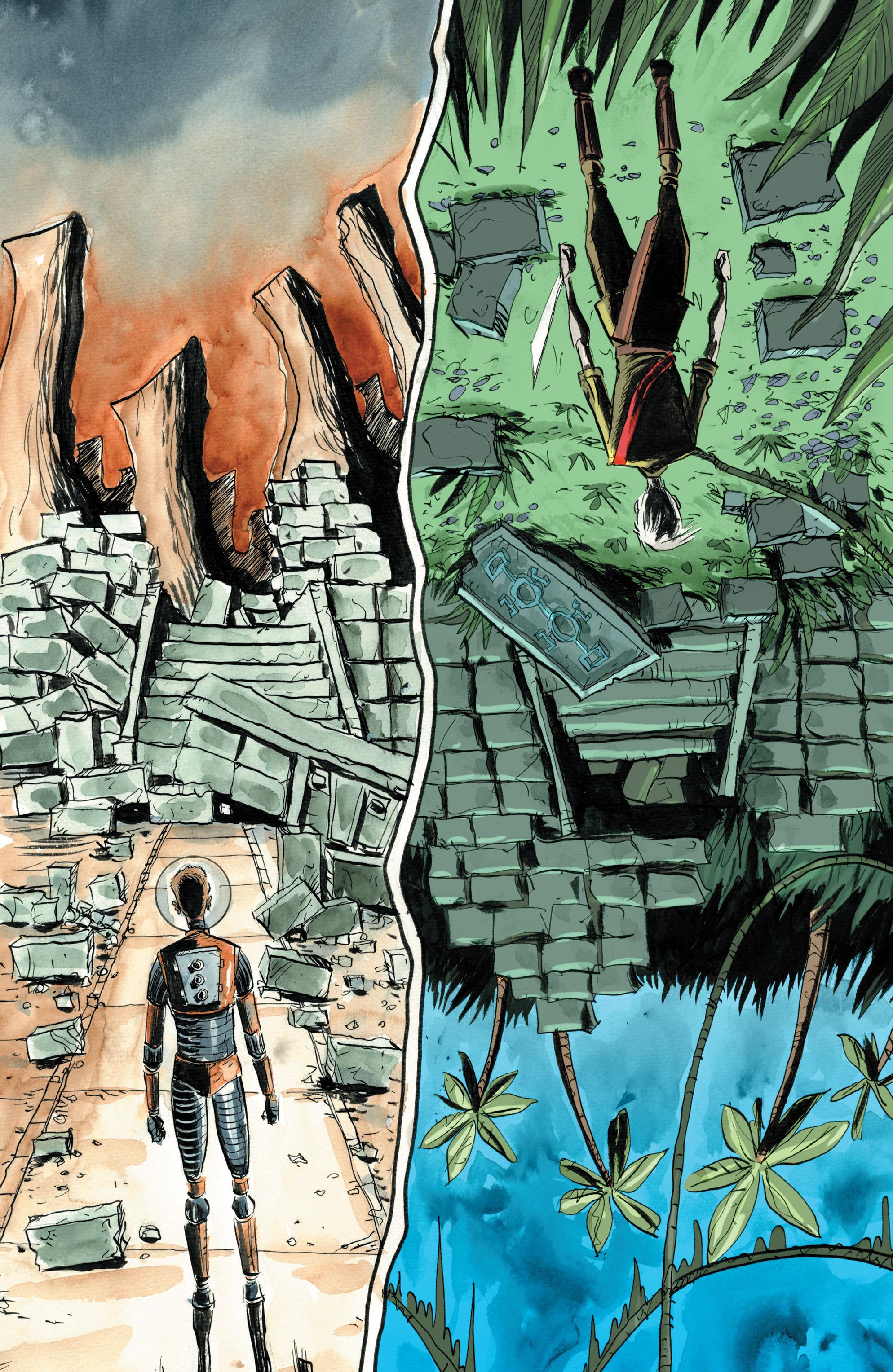 Read online Trillium comic -  Issue # TPB - 158