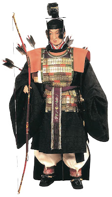 Ceremonial dress for government official.
