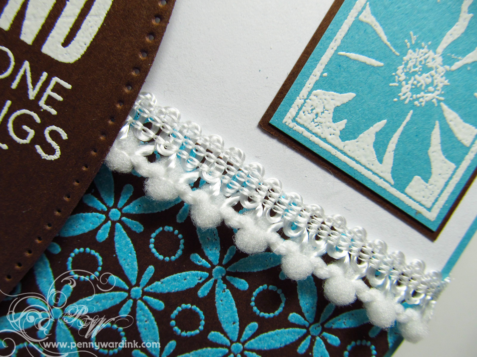 June 2013 penny ward ink for Michaels crafts wausau wi