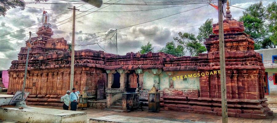 Hallur Basaveshwara Temple