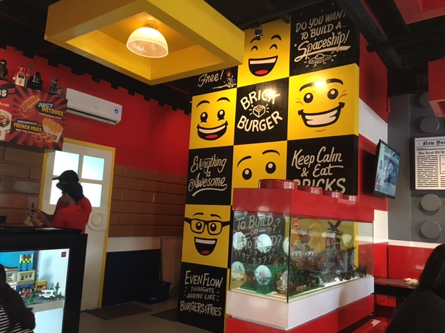 Photos of Brick Burger Hampton Gardens, Pasig City, Philippines