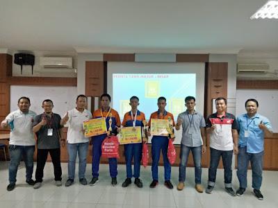 Para Pemenang Honda Mechanic Skill Contest SMK Kepri