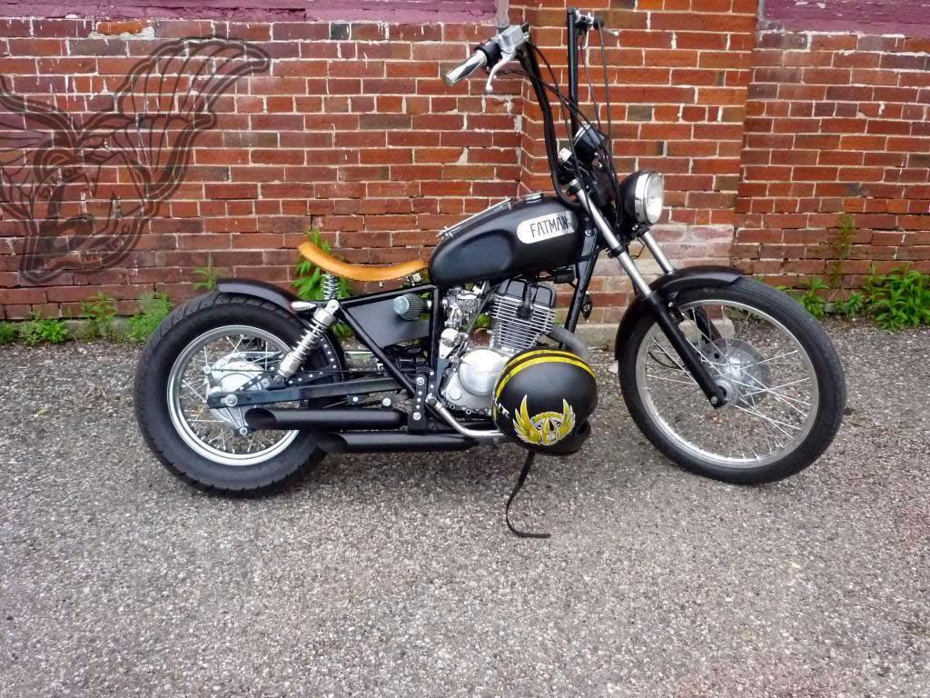 2007 honda rebel bobber by bullit custom cycles bikermetric
