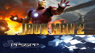 Game Iron Man 2 PPSSPP ISO Download