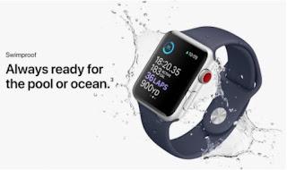 Apple Watch Series 3 Released