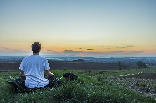 méditation, prière, recueillement