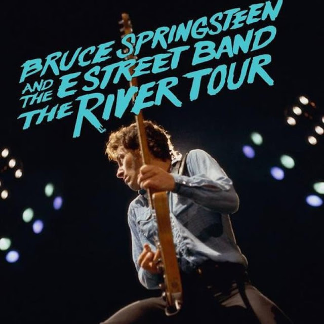 Bruce Springsteen and the E Street Band. Barcelona The River Tour
