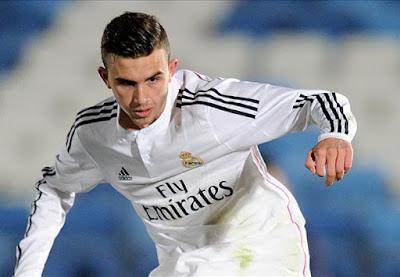 Borja Mayoral Resmi Dilepas Real Madrid