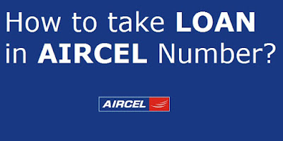 Aircel loan number