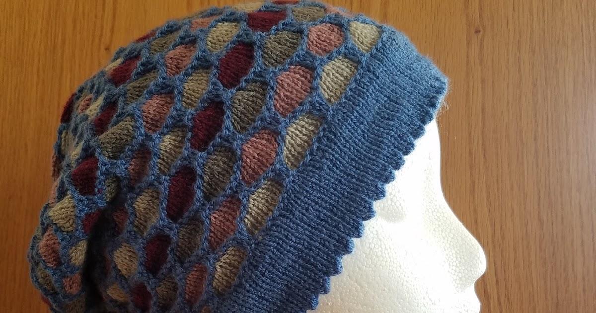 Erin Honeycomb Hat