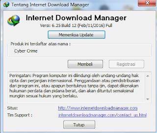 IDM 6.25 Build 12