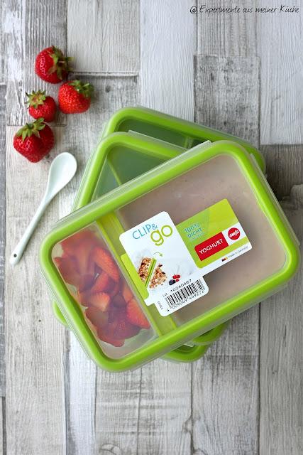 Erdbeer-Grießbrei | Rezept | Essen