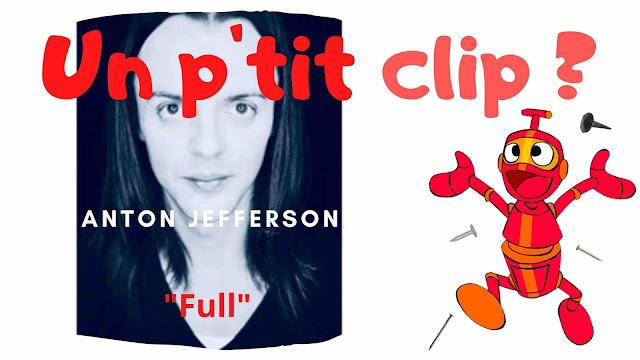 """Anton Jefferson s'oriente vers une musique plus electro rock avec le titre """"Full""""."""