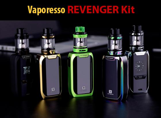 Review Mod Vaporesso Revenger