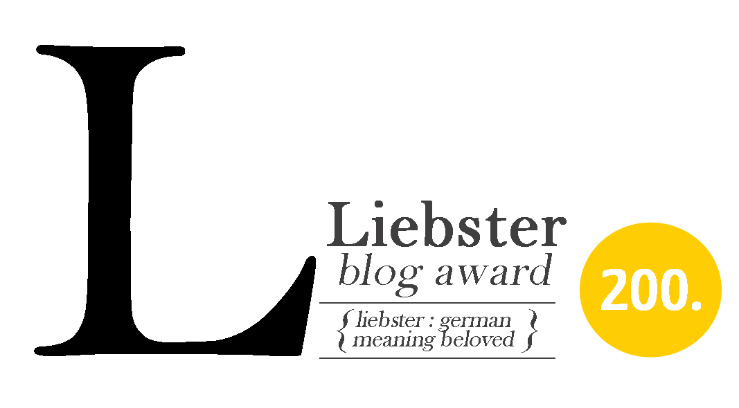 Liebster Award wg What's Cooking?
