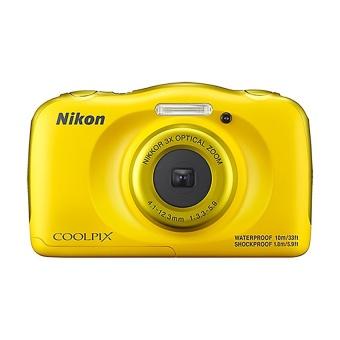 Spesifikasi Lengkap Nikon Coolpix W100 Compact Waterproof Camera