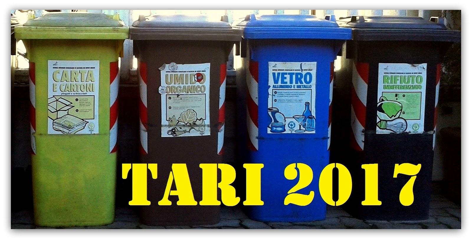 Alternativa civica brandizzo tassa rifiuti 2017 for Scadenza irpef 2017